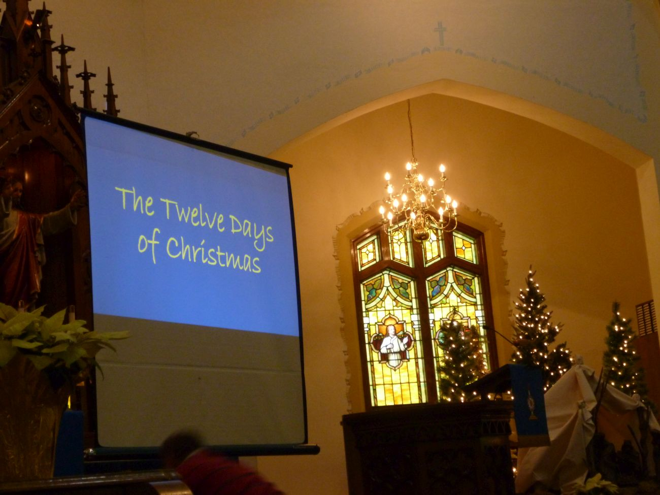 2017 Christmas Program, 17 Dec.