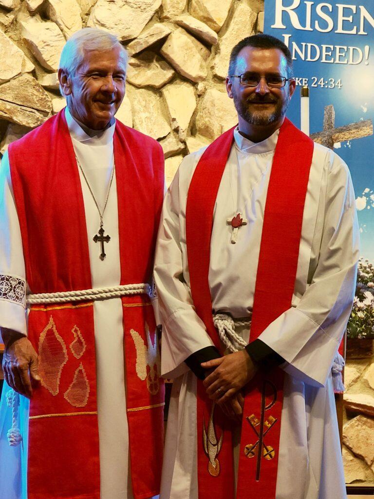 Bishop Dan Selbo & Pastor Adam Poe